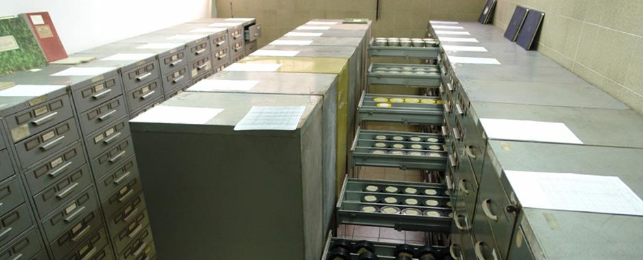 Чување архивске грађе